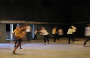 """Fable théâtrale """"Les pangolins n'y sont pour rien"""" à Montreuil/Bagnolet (93) @ Parc Jean Moulin - Les Guilands à Montreuil/Bagnolet"""